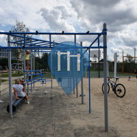 Fitness Facility - Warsaw - Outdoor Fitness Royal Wilanow