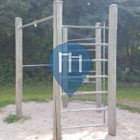 Saulheim - Outdoor Fitness Station - Talweg