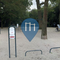 Amsterdam - Calisthenics Equipment - Sarphatipark