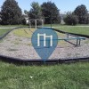 Springdale (Arkansas) - Outdoor Exercise Park - JCF Playland Fitness Course