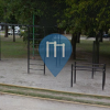 La Plata - Street Workout Equipment - Park of Avenida 32
