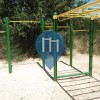 Montpellier - Outdoor Gym- University UFR STAPS