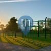 Воркаут площадка - Гронинген - Ruskeveense plas