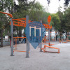 Chapultepec - Outdoor Fitness Exercise Stations - Calz. Legaria