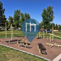 Las Vegas - Outdoor Workout Area - Prosperity Park