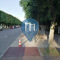 Gimnasio al aire libre - Versalles - Outdoor Gym Versailles