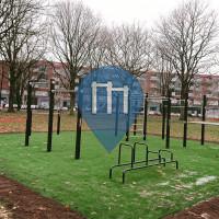 Veldhoven - Parc Street Workout - Calisthenics Park Veldhoven - Royalbarzz