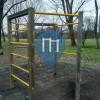 Public Pull Up Bars - Turin - Outdoor Fitness Parco Coletta