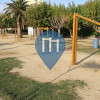 El Masnou - Outdoor Exercise Gym - Playa Montgat