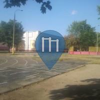 Zlobin - Street Workout Spot - бульвар Металлургов