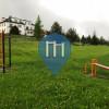 уличных спорт площадка - Высоке Татры - OCTAGO Workout Park - Horny Smokovec