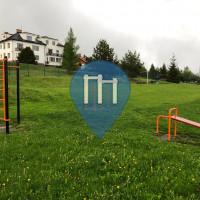 Ginásio ao ar livre - Vysoké Tatry - OCTAGO Workout Park - Horny Smokovec