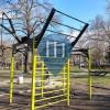 """Plovdiv - Calisthenics Park - Park """"Kronstadt"""""""