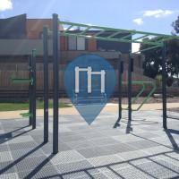 Melbourne - Outdoor Gym - Sanger Reserve (Coburg North)