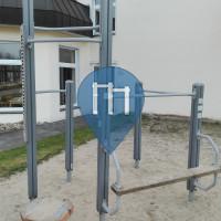 Bad Essen - Outdoor Fitness Park - Kurhaus