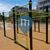Parque Calistenia - Nancy - Esplanade Cuenot - Espace Sport Work-Out