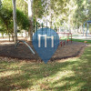 Brisbane - Fitness Trail - Denham Boulevard Park Fitness Equipment
