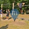 Mailand - Outdoor-Fitnessstudio - Quartiere Felte