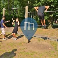 Milan - Outdoor-Exercise-Park - Quartiere Felte