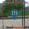 Warsaw - Workout Park - Władysława Umińskiego