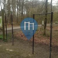 Sarreguemines - Parcours Sportif / Street Workout - Foret de Sarreguemines