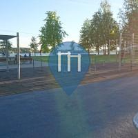 Riga - Calisthenics Station - Ķengaraga dīķis