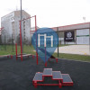 Ljubljana - Calisthenics Equipment - Rožna Dolina