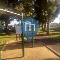 Street Workout Anlage - Rosemead - Outdoor Fitness Rosemead Park