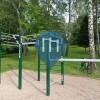 Воркаут площадка - Усти-над-Орлици - Workout Park Usti nad Orlici