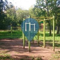 Kirov - 徒手健身公园