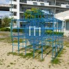 Воркаут площадка - Осака - Kashima Minami Dai 2 Residential Park -  加島南第二住宅付属公園