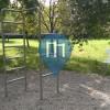 Ingolstadt - Ginasio ao ar livre - Stadtteilpark