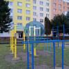 Ružomberok - Воркаут площадка - Roven