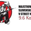 5. ročník Majstrovstiev Slovenska v Street Workoute