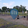 Outdoor Pull Up Bars - Tecumseh - Outdoor Fitness Tecumseh