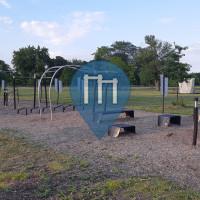 Street Workout Anlage - Tecumseh - Outdoor Fitness Tecumseh