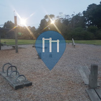 Melbourne - Calisthenics Stations - Hastings Foreshore Reserve