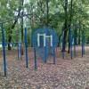 Dnipropetrovsk - Street Workout Park - park imeni Yuriya Haharina
