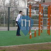 Fitness Facility - Lyon - Outdoor Gym Parc Bazin