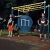 Jakarta - Parque Calistenia - Jalan Lingkar Stadion