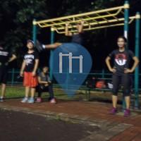 Jakarta - Monkey Bar - Jalan Lingkar Stadion