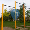 Kraków - Outdoor Exercise Gym - Uniwersytet Jagielloński Kampus 600