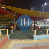 徒手健身公园 - Jerusalem - Sportek green Israel