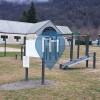 Parc Musculation - Saint-Mamet - Park Streetworkout Bagnères-de-Luchon