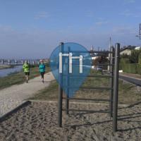 Blois - Barra per trazioni all'aperto - BodyBoomers