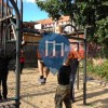 Street Workout Park Monbijoupark Berlin