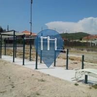 Tribunj - Воркаут площадка
