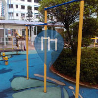 Singapore - Outdoor Fitness Facility - Chinese Garden