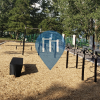 Barra per trazioni all'aperto - Toronto - Outdoor Fitness Stadium Road Park