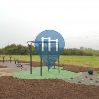 Ringsted - Outdoor Fitnesspark - Batteriet